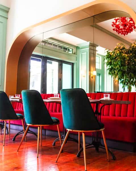 Interior Table