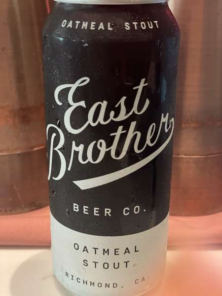 East Brother Oatmeal Stout
