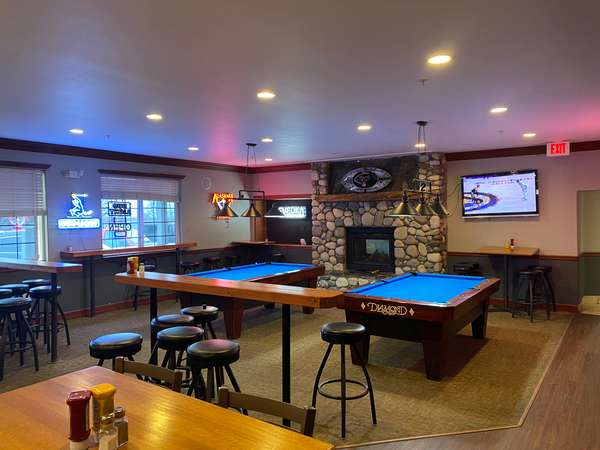 interior, pool tables