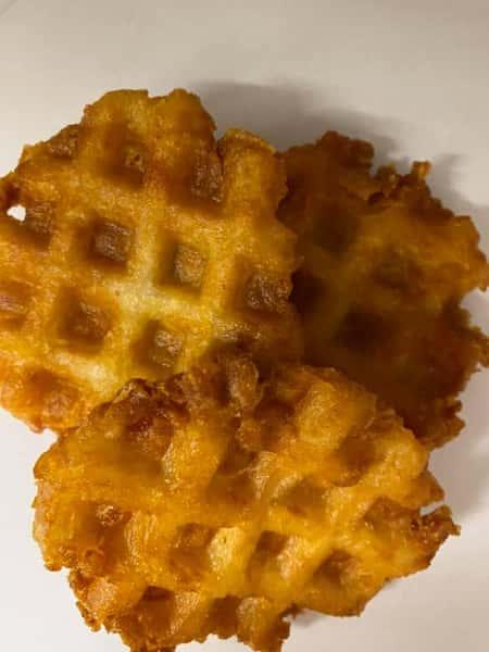 Waffle Hash Browns (3)