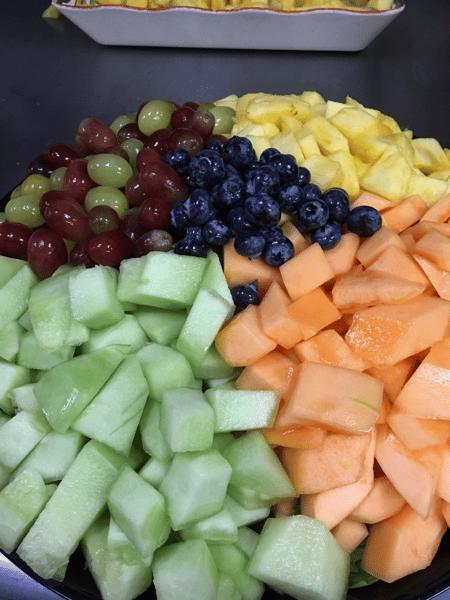 Fresh Fruit Platters