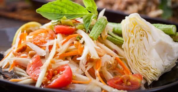 Papaya Salad | Somtum