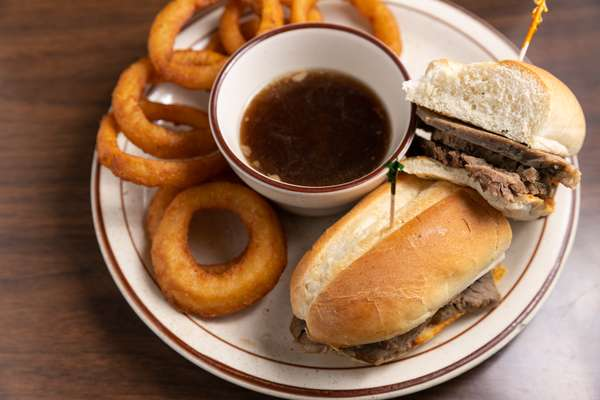 Beef French Dip