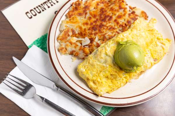 Country Touch Omelette