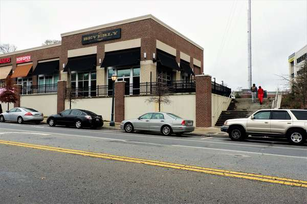 Exterior of The Beverly Atlanta