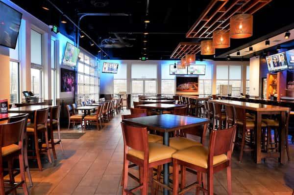 Interior of The Beverly Atlanta