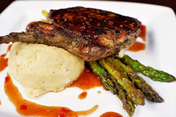 Pork Chop Grilled or Fried*