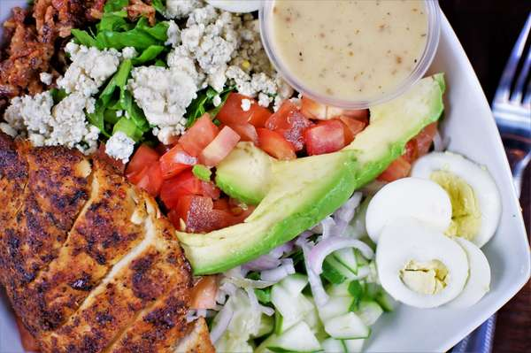 The Beverly Chicken Chopped Salad