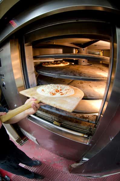 Milton Pizza Oven