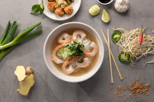 3: Shrimp Pho