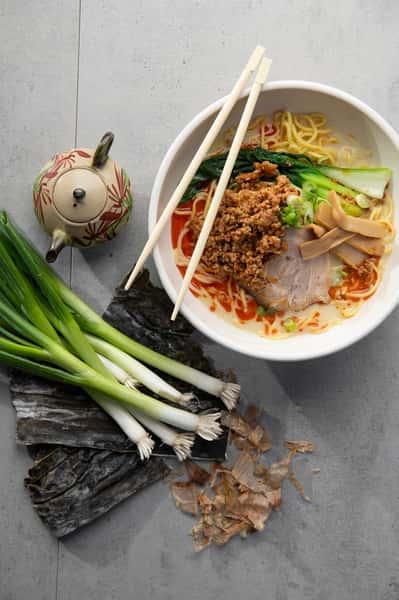 8V: Vegetarian Spicy TanTan