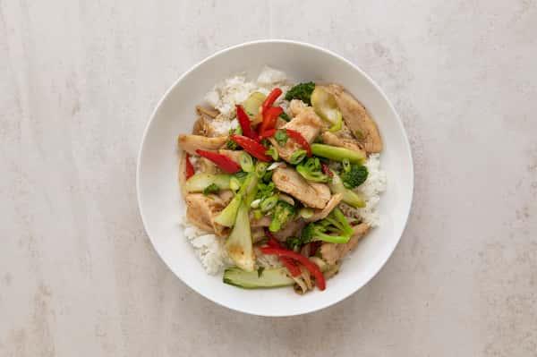 D1: Asian Sesame