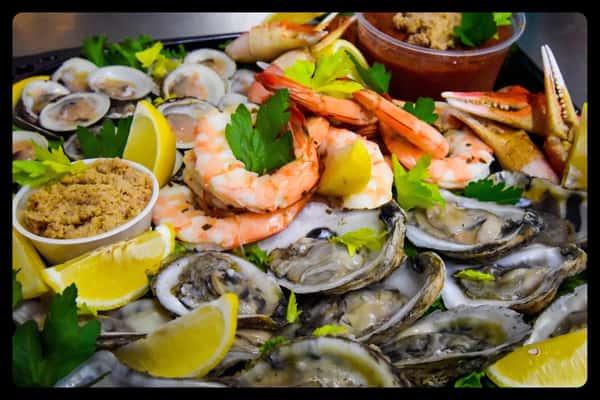 Seaffood Platter