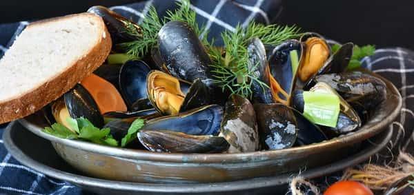 P.E.I Mussels