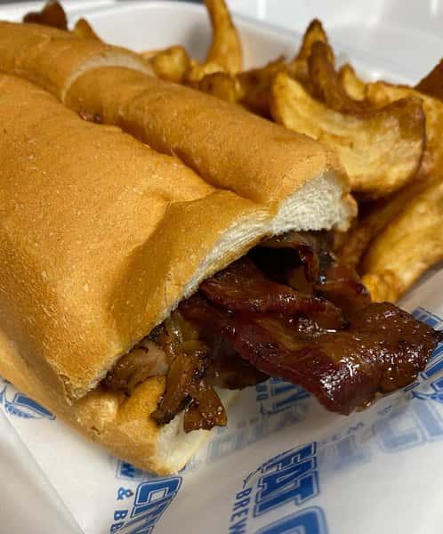 Bacon Sub