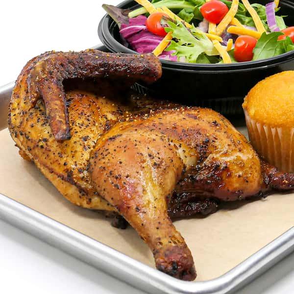 Juicy Half Chicken