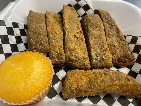 Deep Fried Ribs ( Friday)