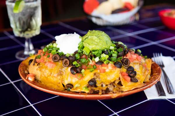 nacho el kitchen sinko