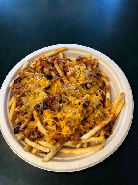 fries with toppings