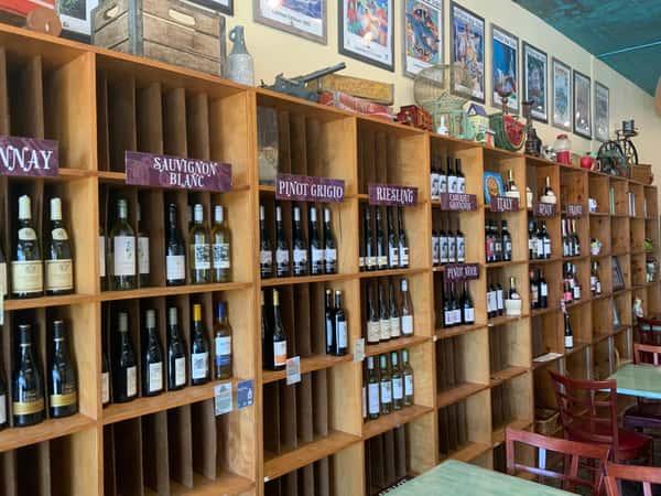 Assortment of Wine & Beer