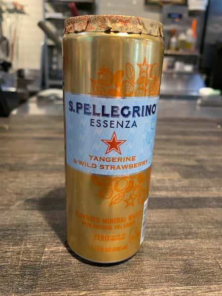 S. Pellegrino Tangerine & Wild Strawberry