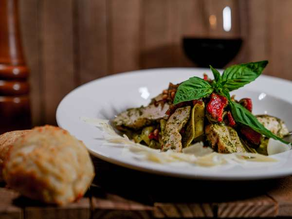 Chicken Pappardelle Pasta
