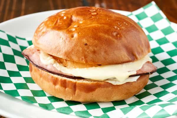 Ham Breakfast Sandwich
