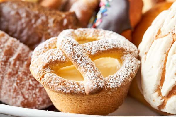 mini pie dessert