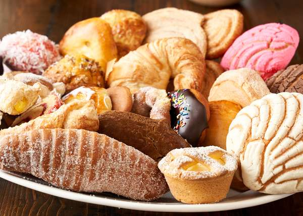mexican pastries
