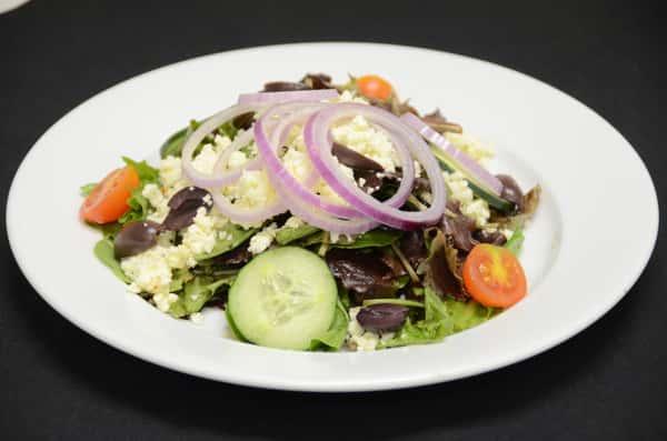 Salade Mediterranéene