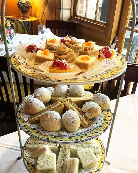 French High Tea
