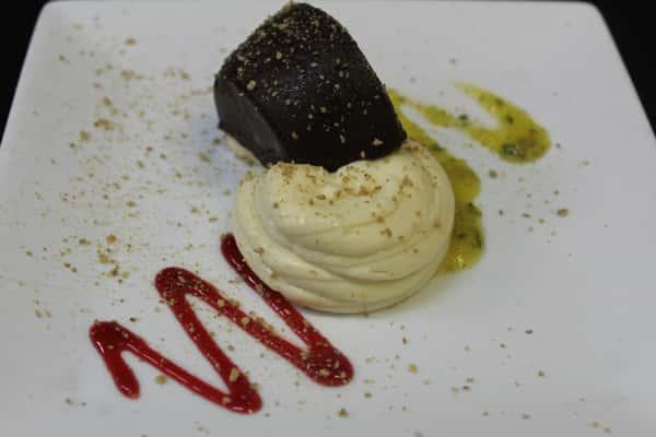 Rock's Dessert Sampler