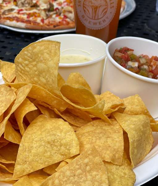 Chips, Salsa, & Queso