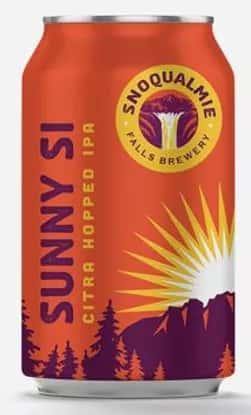 Sunny Si Citra-Hopped IPA