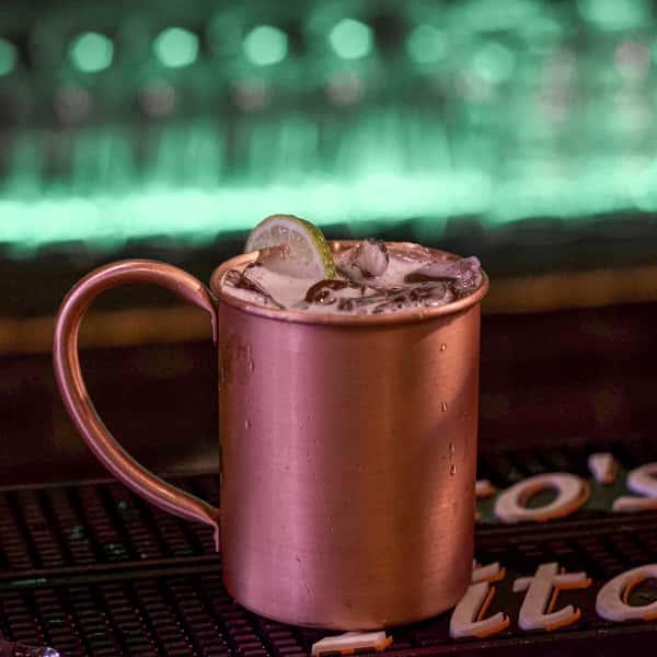 Copper Mule