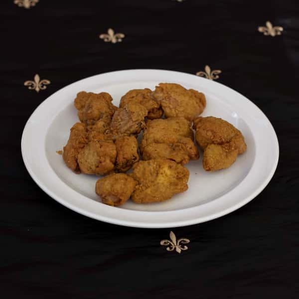 Fried Chicken Gizzards
