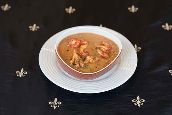 Emma's Rice Crawfish Etouffee