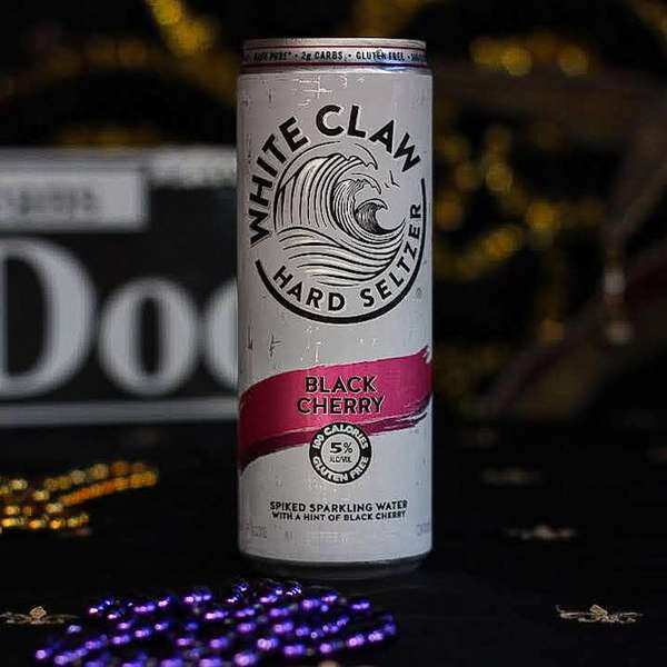 White Claw Black Cherry (Can)