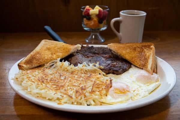 meat breakfast