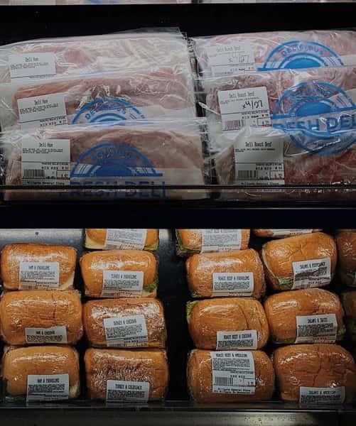 Deli Meats & Sandwiches To-Go