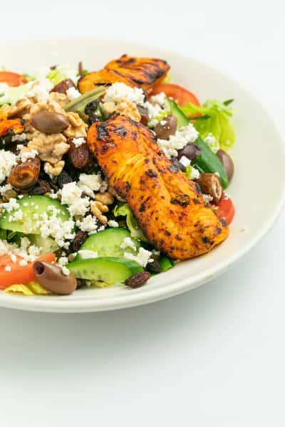 Sadaf Salad with Juicy Chicken