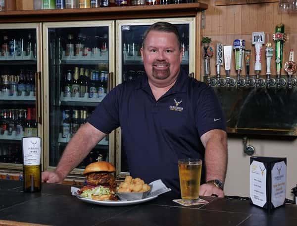 owner at the bar