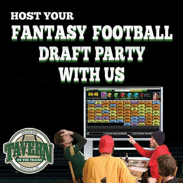 Host your next fantasy football draft party with us