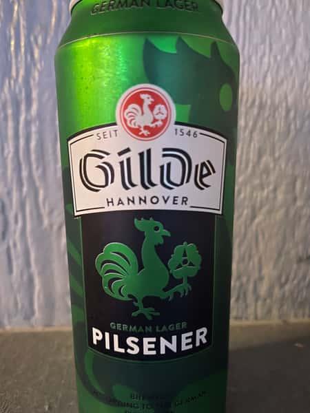 Guilde Hannover Pilsener