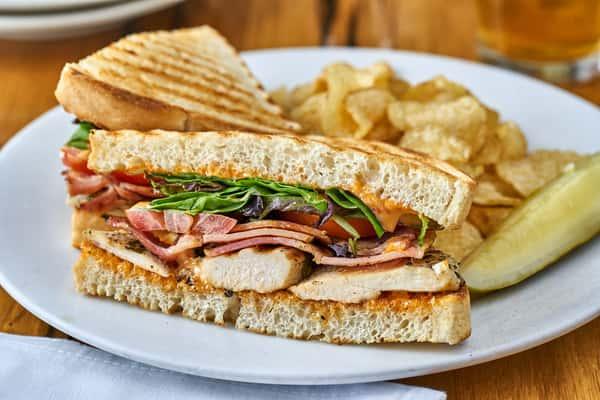 Coronado Club Sandwich