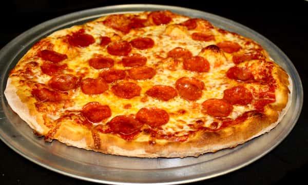 Pepperoni Pizza.