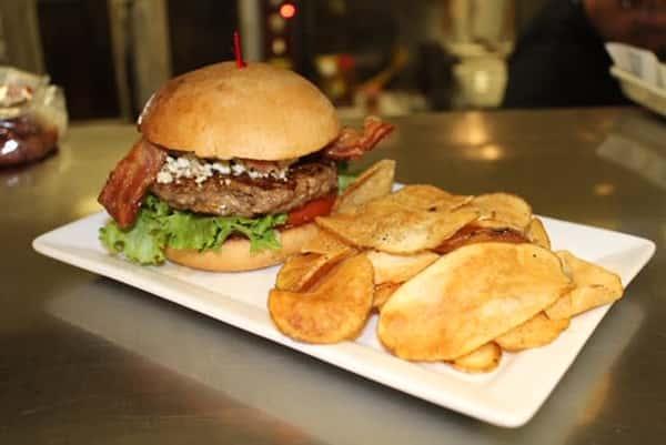 Black N Bleu Burger