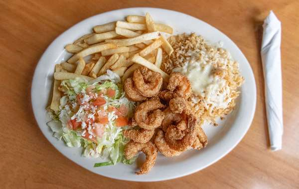 37. Fried Shrimp