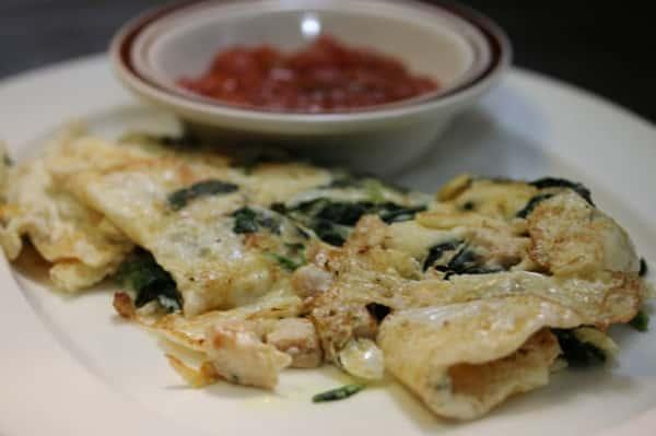 Crossfit Omelette