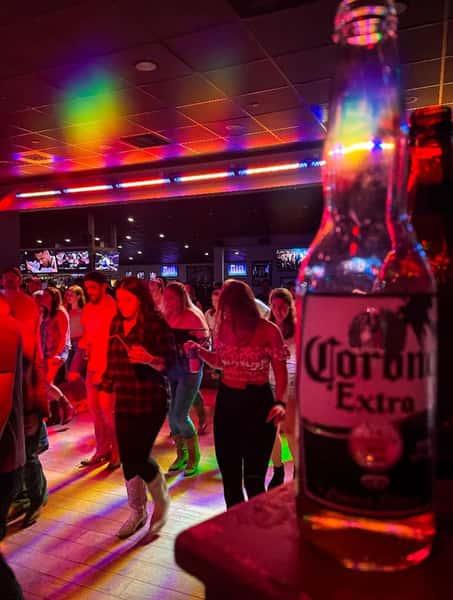 Country Night Dance Floor